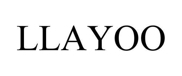 Trademark Logo LLAYOO