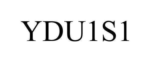 Trademark Logo YDU1S1