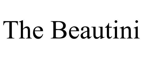 Trademark Logo THE BEAUTINI