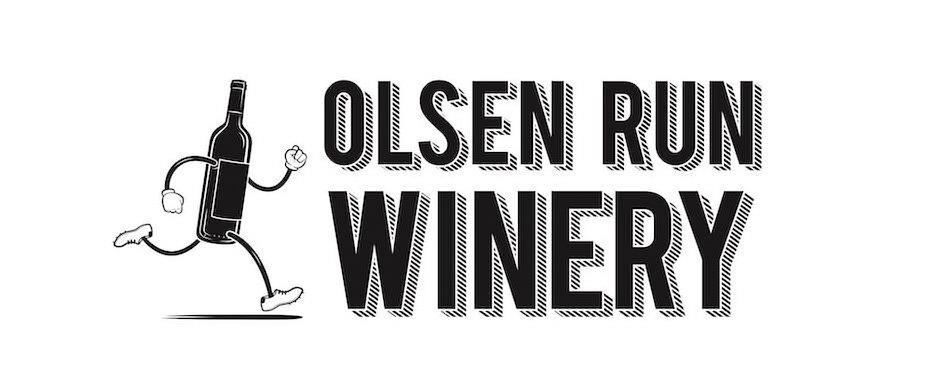 Trademark Logo OLSEN RUN WINERY