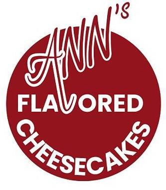 Trademark Logo ANN'S FLAVORED CHEESECAKES