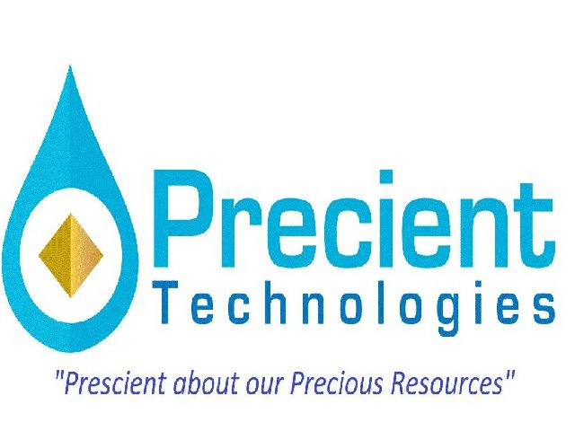 "Trademark Logo ""PRECIENT TECHNOLOGIES"" AND ""PRESCIENT ABOUT OUR PRECIOUS RESOURCES"""
