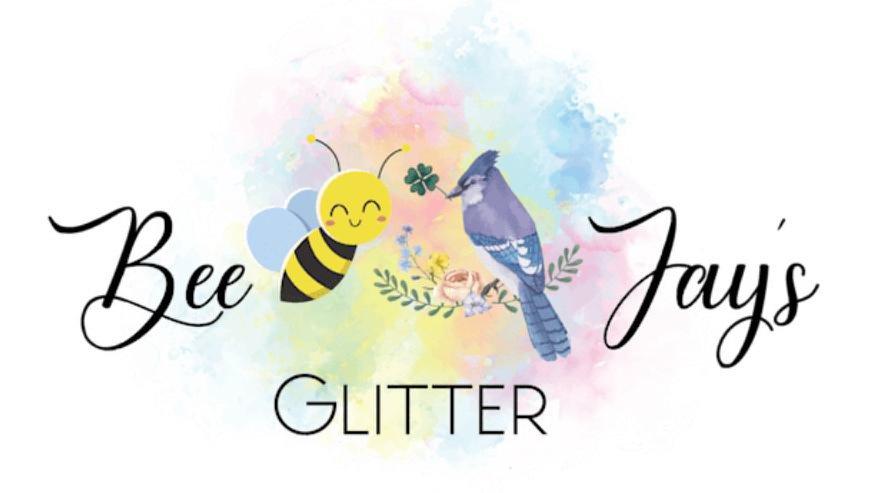 Trademark Logo BEE JAYS GLITTER