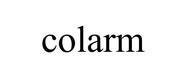 Trademark Logo COLARM