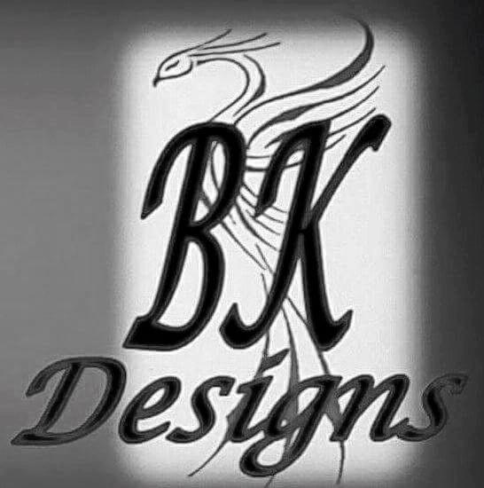 Trademark Logo BK DESIGNS