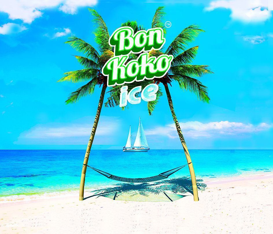 Trademark Logo BON KOKO ICE