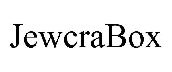 Trademark Logo JEWCRABOX