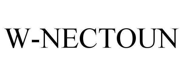 Trademark Logo W-NECTOUN