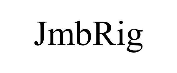 Trademark Logo JMBRIG