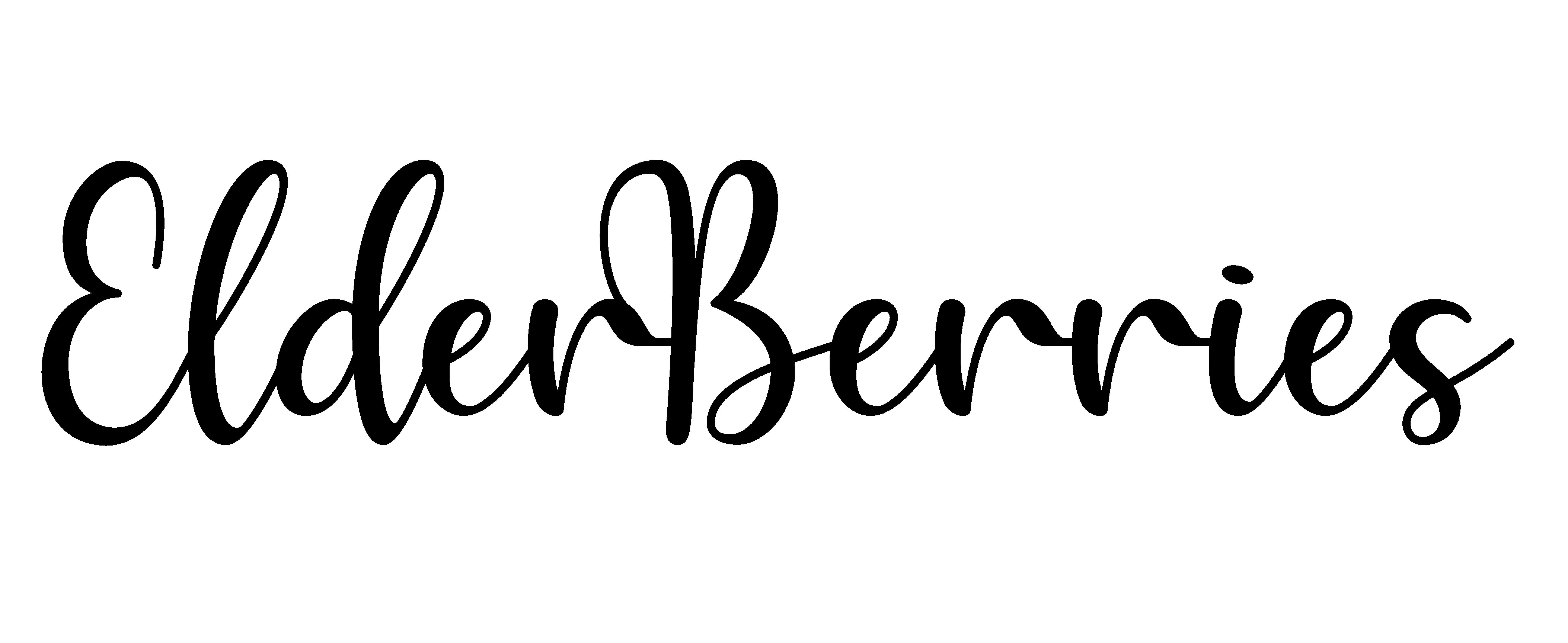 Trademark Logo ELDERBERRIES