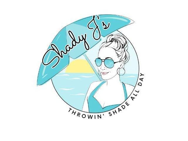 Trademark Logo SHADY J'S THROWIN' SHADE ALL DAY
