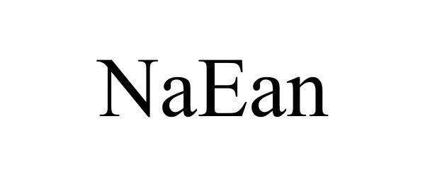 Trademark Logo NAEAN