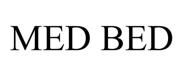 Trademark Logo MED BED