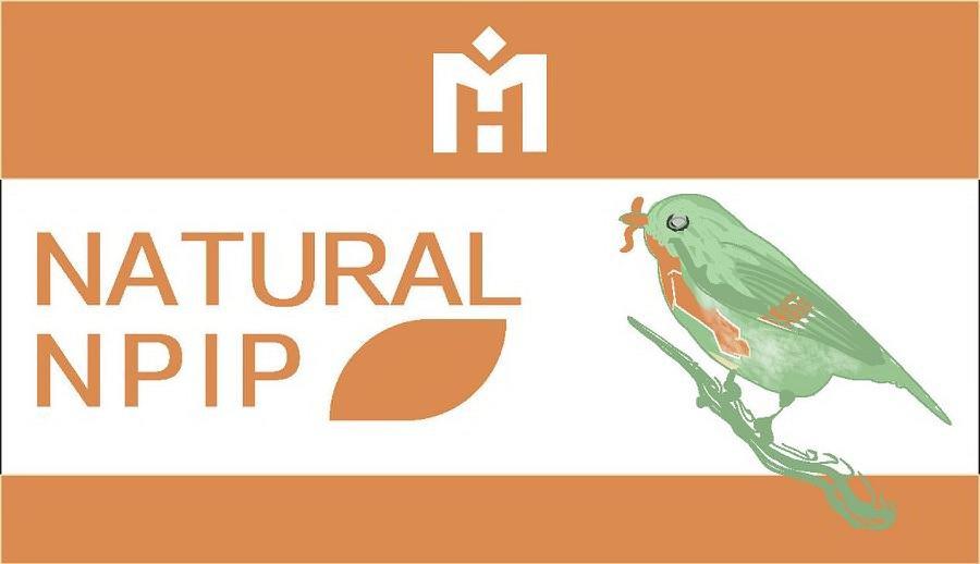 Trademark Logo NATURAL NPIP