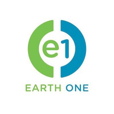 Trademark Logo E1 EARTH ONE