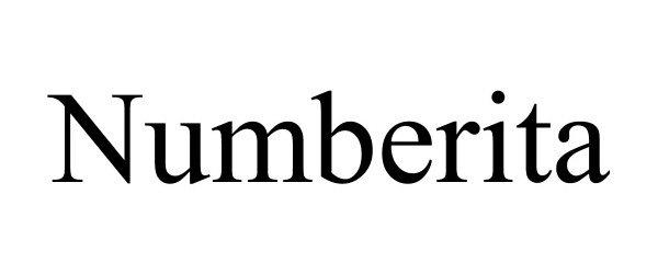 Trademark Logo NUMBERITA