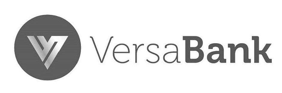 Trademark Logo V VERSABANK