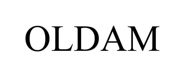 Trademark Logo OLDAM