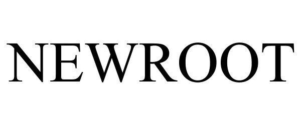 Trademark Logo NEWROOT