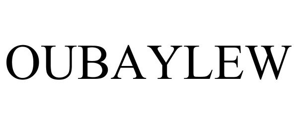 Trademark Logo OUBAYLEW