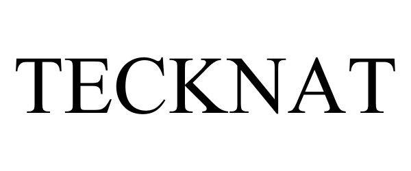 Trademark Logo TECKNAT