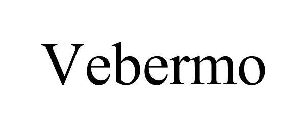 Trademark Logo VEBERMO