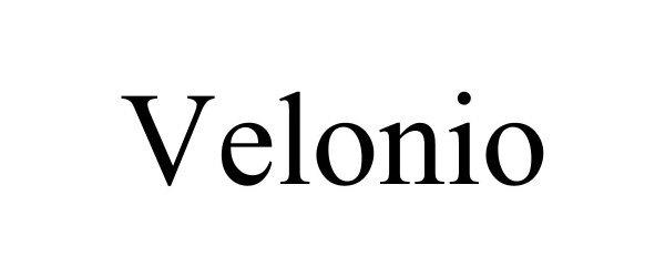 Trademark Logo VELONIO