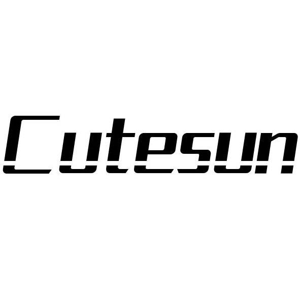 Trademark Logo CUTESUN