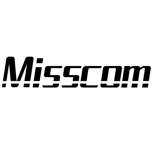 Trademark Logo MISSCOM
