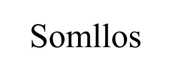 Trademark Logo SOMLLOS