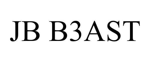 Trademark Logo JB B3AST