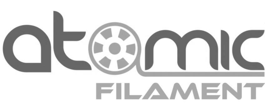 Trademark Logo ATOMIC FILAMENT